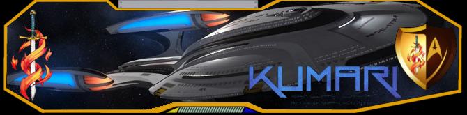 USS Kumari banner