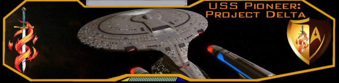 USS Pioneer: Project Delta